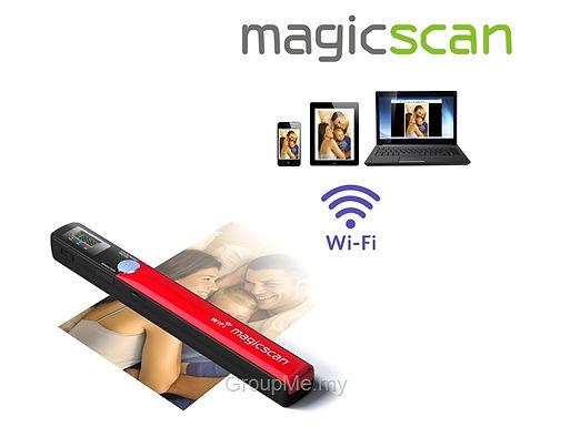 Magicscan W4S Wifi
