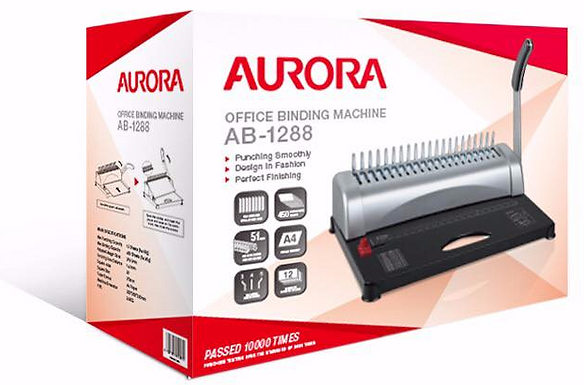 Aurora Binding Machine AB-1288