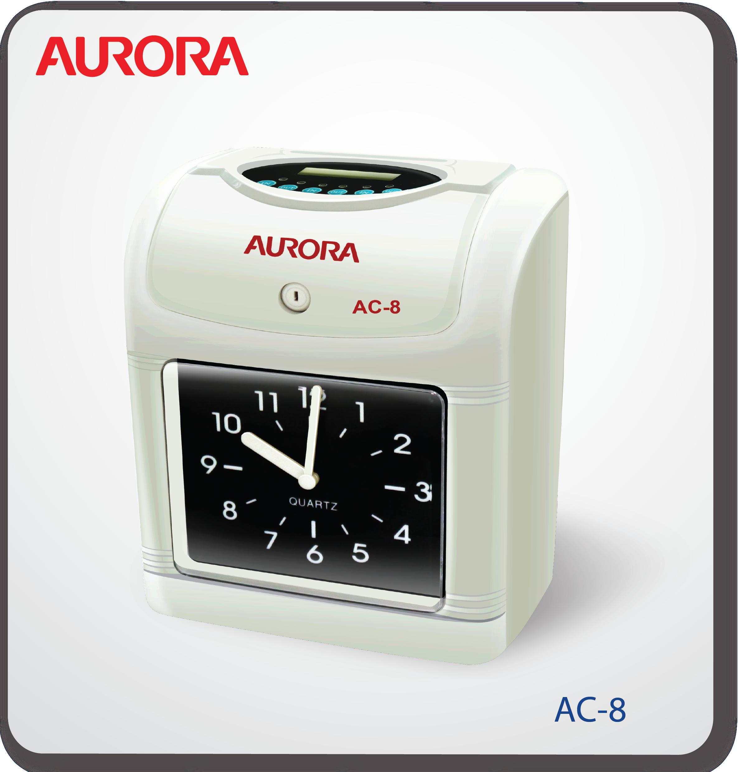 Aurora Time Recorder_AC-8-01