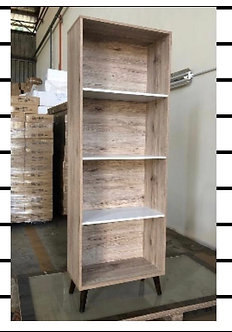 Lator DIY Furniture - 4 Tiers Book Shelve