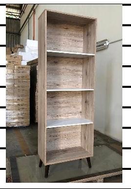 Lator DIY Furniture - 4 Tiers Book Shelve