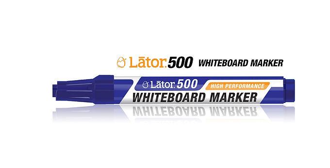 Lator Whiteboard Marker 500 Blue- 1pc