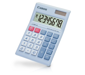 Canon Calculator LS 88 HI III (Blue)