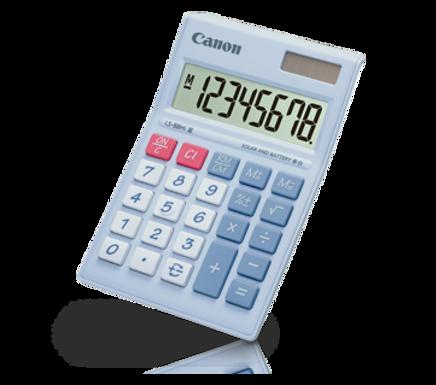 Canon Calculator LS 88 HI III (Blue)