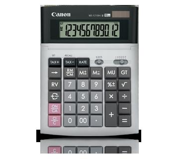 Canon Calculator WS- 1210 HI III
