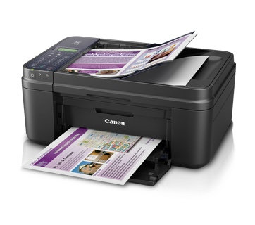 Canon Fax Printer E480