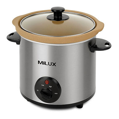 Milux Slow Cooker MSC-55