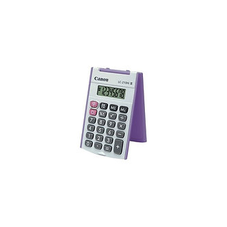 Canon Calculator LS 210 HI III (PURPLE)