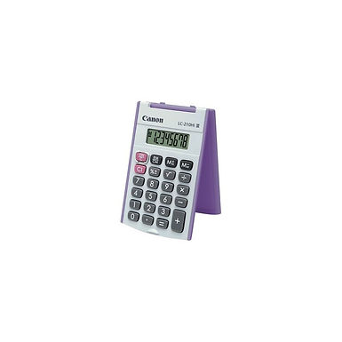 Canon Calculator LS 210 HI III (PURPLE)