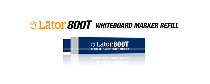 Lator Whiteboard Refill L800T Blue