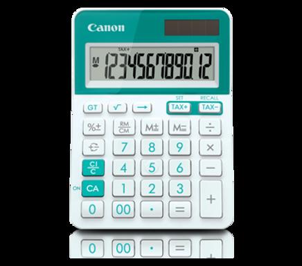 Canon Calculator LS 123T (BLUE)