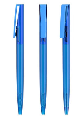 Lator Retratable Ball Pen - Simple 0.5mm - Blue