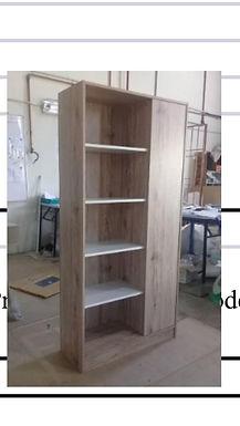 Lator DIY Furniture - 5 Tiers Filing Cabinet
