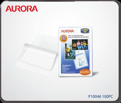Aurora Laminator Film- 4x6
