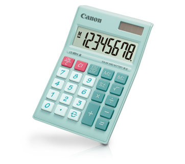 Canon Calculator LS 88 HI III (Green)