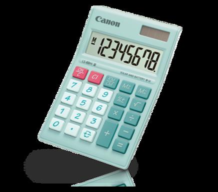 Canon Calculator LS 88 HI III (Green)