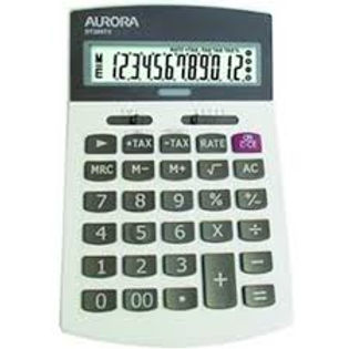 Aurora Calculator DT286TX II Tax