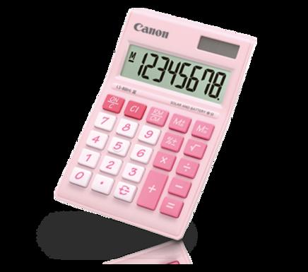 Canon Calculator LS 88 HI III (Pink)