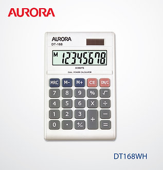 Aurora Calculator DT168 WH