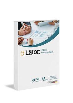 Lator A4 70g Paper -400's