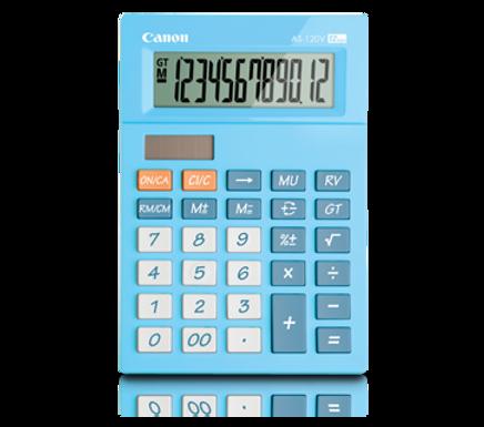 Canon Calculator AS 120 (BLUE)