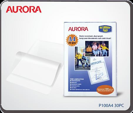 Aurora Pouch P100A4 (30PC)