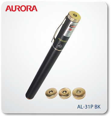 Aurora Laser Pointer AL 31P BK