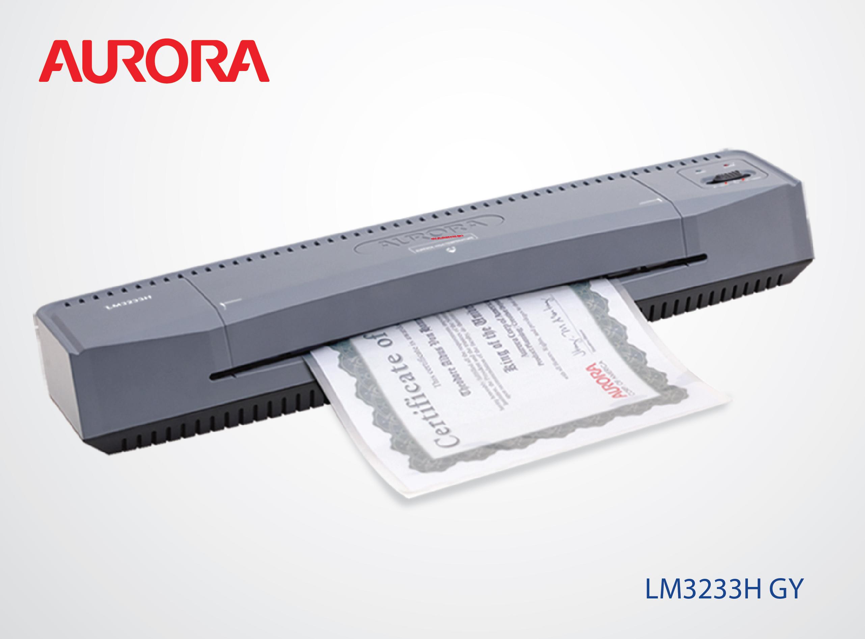 Aurora Laminator_A3 LM3233H GY copy