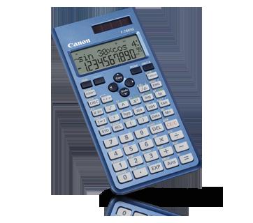Canon Calculator Scientific F-788 SG ( NAVY BLUE )