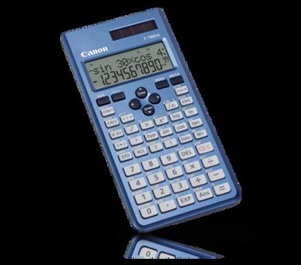 Canon Calculator Scientific F-788 SG (BLUE)