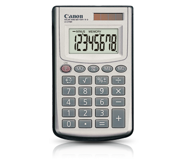 Canon Calculator LS 270 H