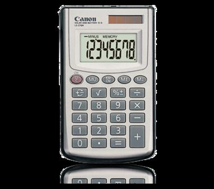 Canon Calculator LS 270 H