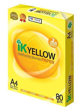 IK Yellow  Paper 450's 80gsm