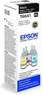 Epson Refill Ink T6641 Black