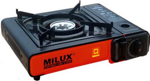 Milux Portable Gas Stove KK-2002