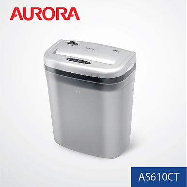 Aurora Shredder AS610CT (GREY)