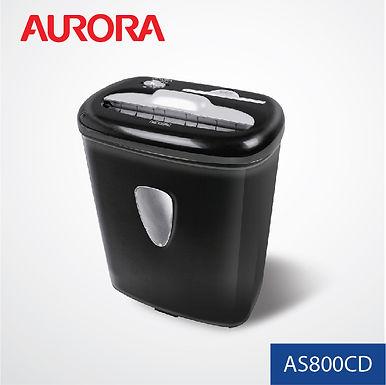 Aurora Shredder AS800CD