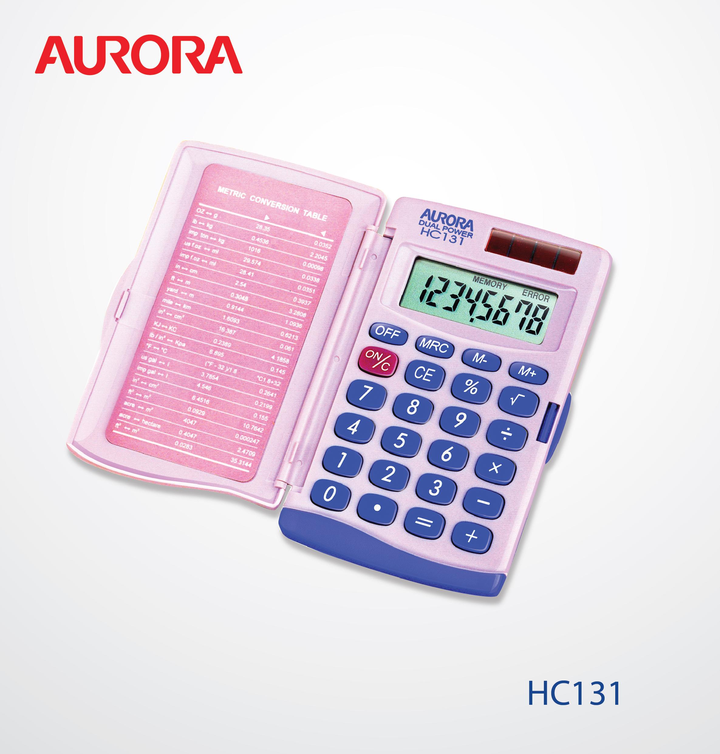 Aurora Calculator_HC131 copy