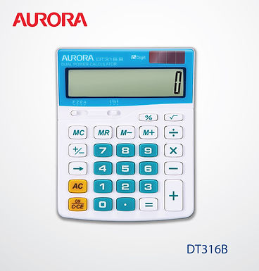 Aurora Calculator DT316B