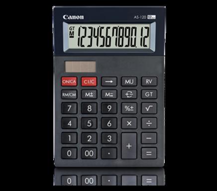 Canon Calculator AS -120