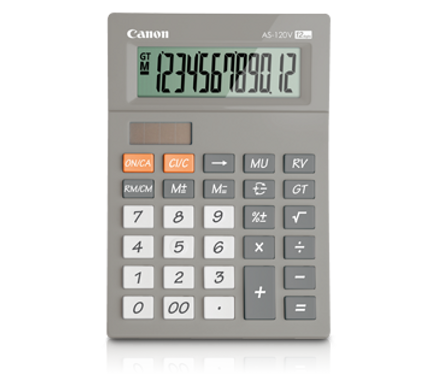 Canon Calculator AS - 120V (GREY)