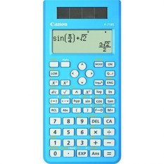 Canon Calculator Scientific F-718 SG (BLUE)