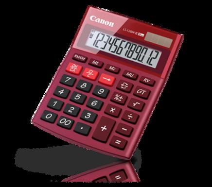 Canon Calculator LS 120 HI III (RED)