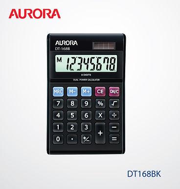 Aurora Calculator DT168BK