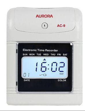 Aurora Time Recorder AS 9