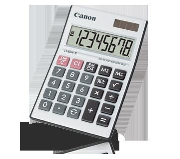Canon Calculator LS 88 HI III