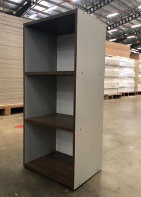 Lator DIY Furniture - 3 Tiers Bookshelves