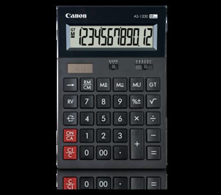 Canon Calculator AS-1200
