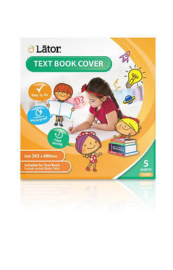 Lator Book Cover Text Book