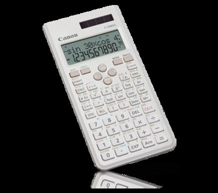 Canon Calculator Scientific F-788 SG (PEARL WHITE)